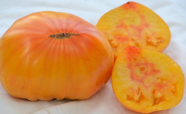 BIO-Samen Tomate Fleisch- Wassermelone