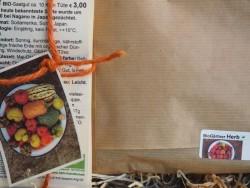 Saatgutbox - Gärtnern mit Kindern leichtgemacht
